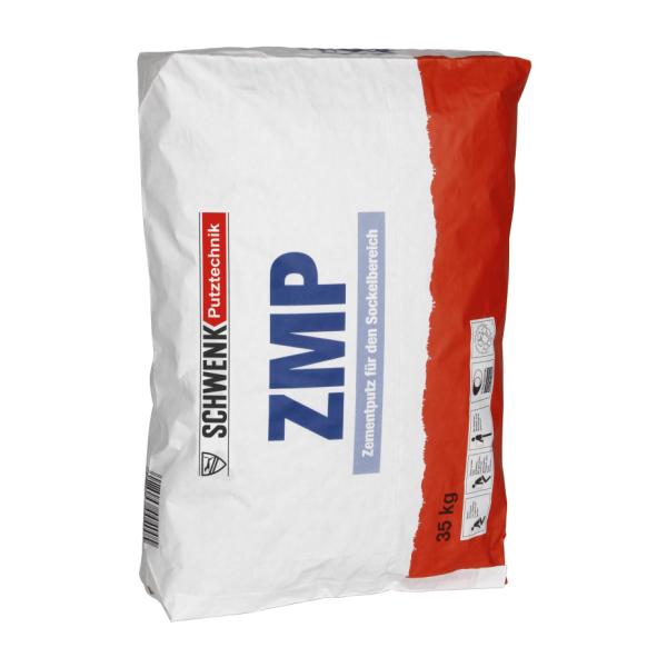 Schwenk ZMP Zementputz 35 kg für Außen und Innen