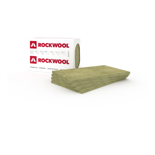 Rockwool Trennfugenplatte Splitrock MW 20mm