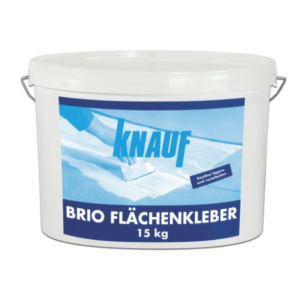 Knauf Trockenestrichelement Brio Flächenkleber 15kg Eimer