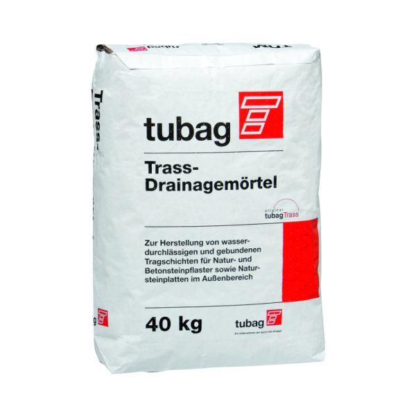 TDM Trass-Drainagemörtel  40 kg