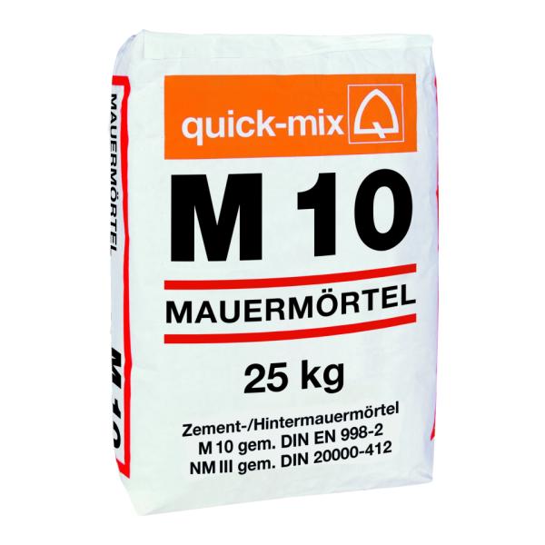Sievert Mauermörtel M10 25kg