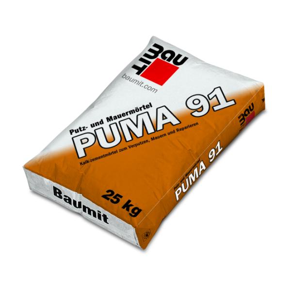 Baumit Putz- und Mauermörtel PUMA 91 25kg