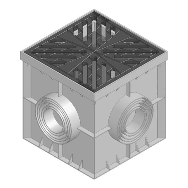 Hauraton Recyfix Sinkkasten 300x300x300mm