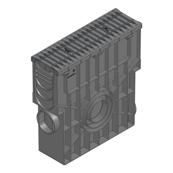 Hauraton Recyfix Pro 100 Einlaufkasten 50cm
