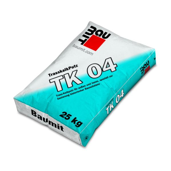 Baumit Trasskalkputz TK 04 0-4mm Körnung 25kg