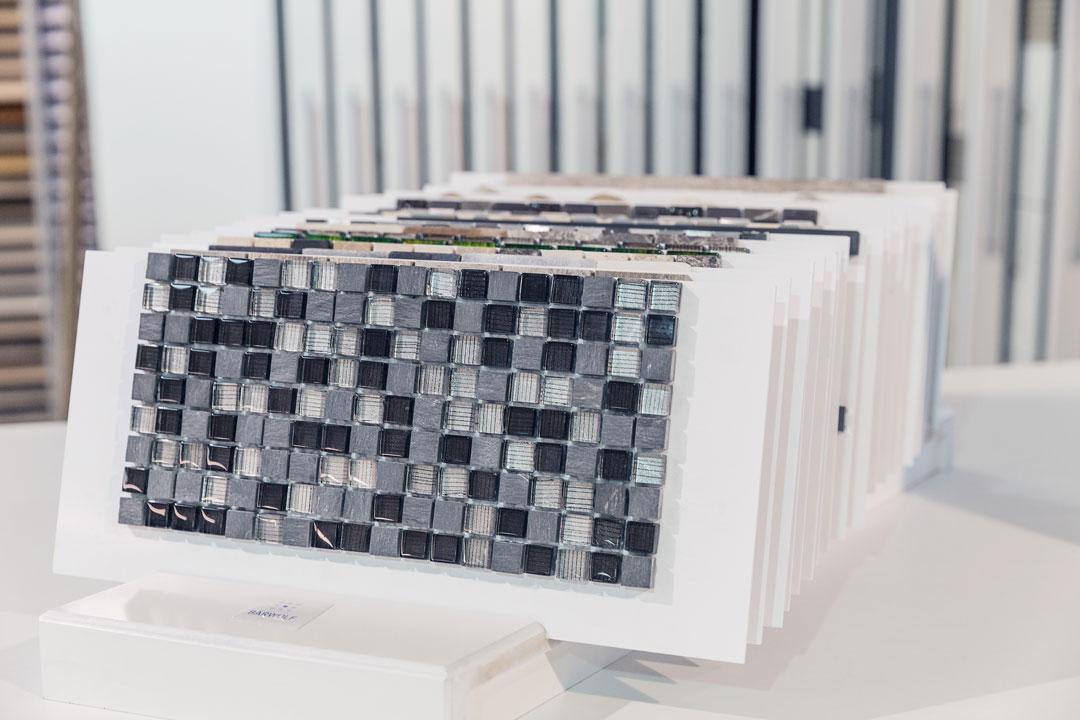 Mosaik-Fliesen