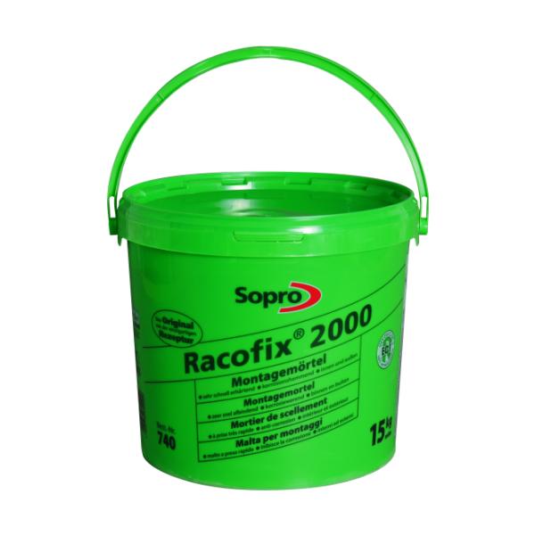 Sopro Racofix 2000 Schnellmontagemörtel 15kg