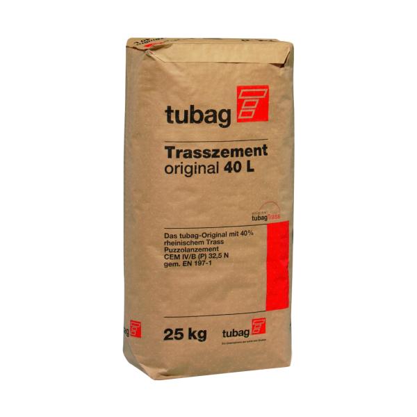 Sievert Baustoffe Trasszement 40l