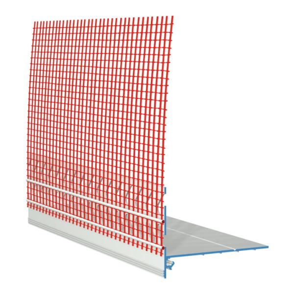 Baumit Sockelkantenprofil PVC 2m