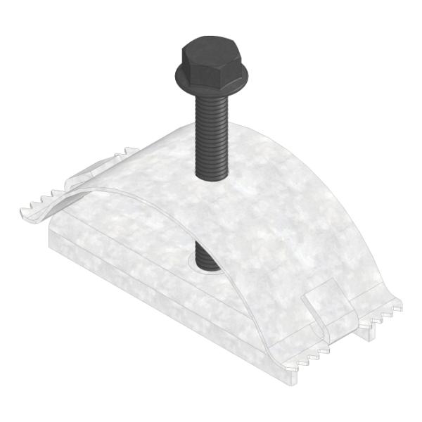 Hauraton Faserfix Standard Arretierung für Gussrost