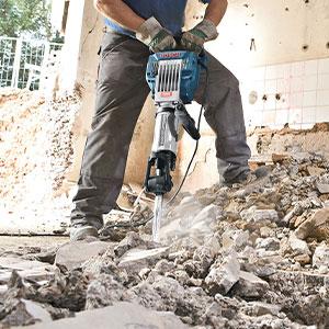 Werkzeugverleih-Bauvorhaben
