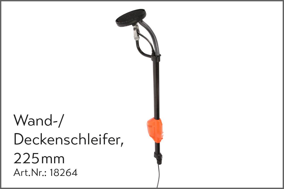 Wand-Deckenschleifer
