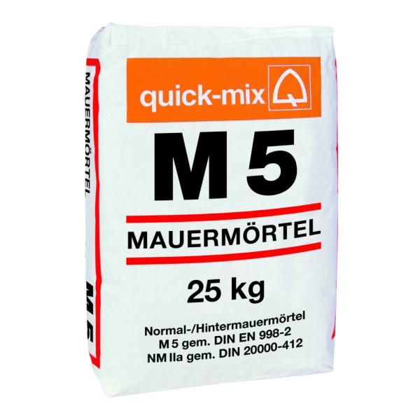 Sievert Mauermörtel M5 25kg