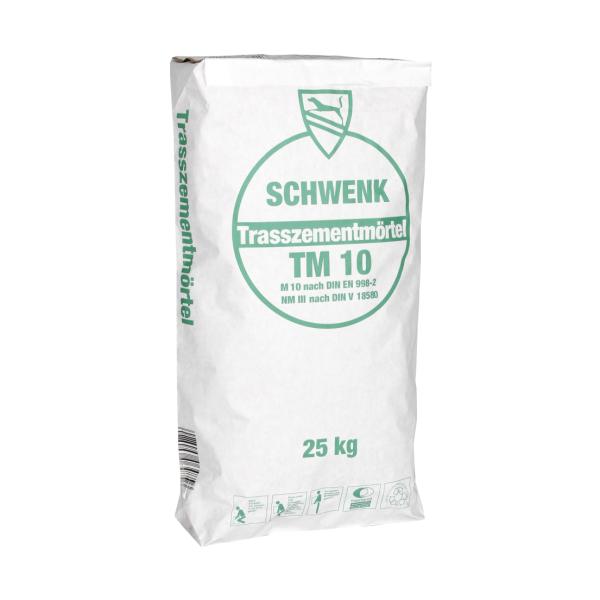 Sievert Baustoffe Trasszementmörtel 25kg