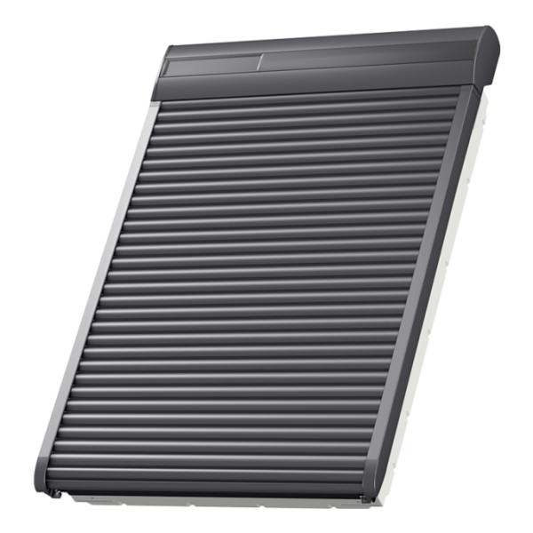 VELUX Solar-Rollladen SSL 0000S Dunkelgrau FK06