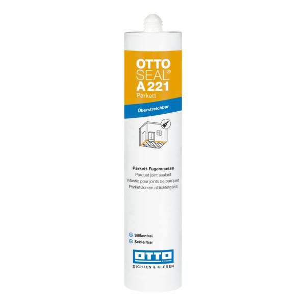 OTTOSEAL PARKETT 310ml C51 altweiß Dichtstoff silikonfrei