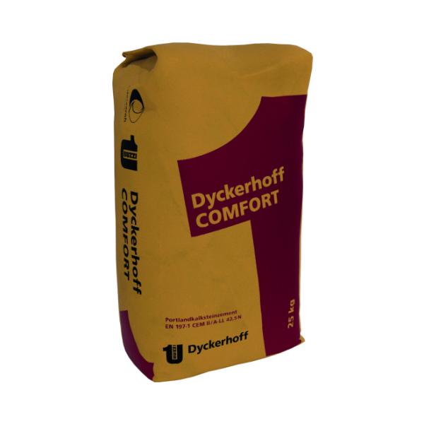 Dyckerhoff Zement CEM II A-LL 42,5 N 25kg