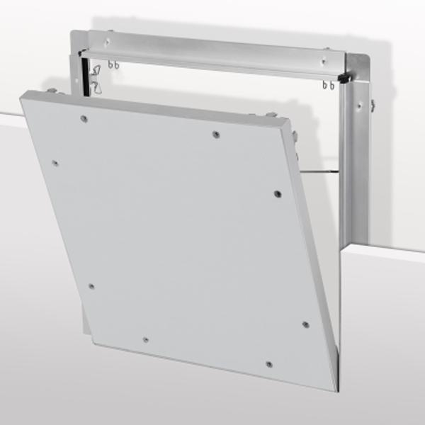 Knauf Revisionsklappe REVO BS90 Wand 25 400x400mm für 2x12,5mm