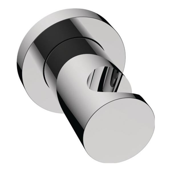 delphis unic Handbrausehalter rund, aus Metall chr