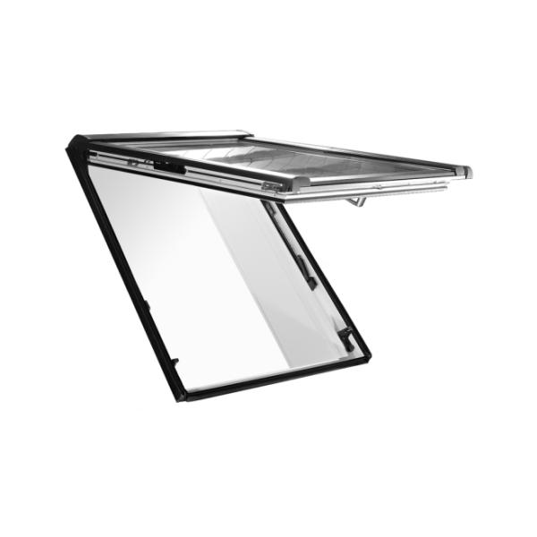 Roto Dachfenster Klapp-Schwingfenster Designo R8 Kunststoff weiß 2fach Comfort 05/07