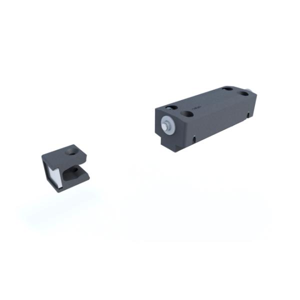Knauf Pocket Kit  Push to open Für Holz-und Glastüren