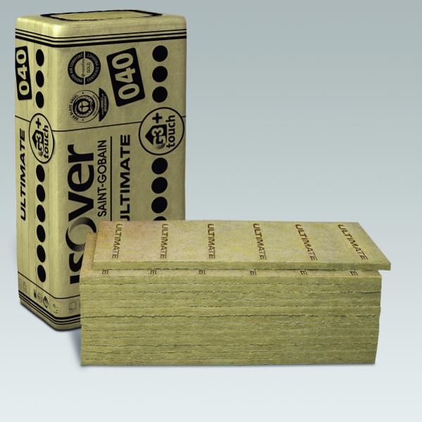 Isover Trennwandplatte ULTIMATE TP-039 1250x625x80mm