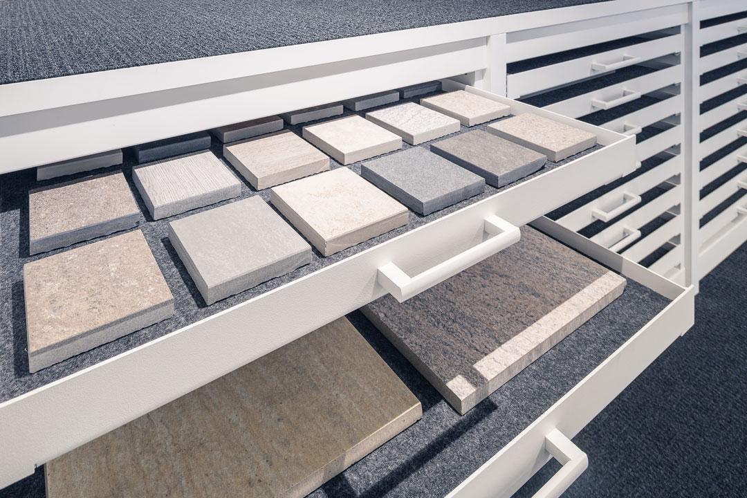 Steinplatten-Muster