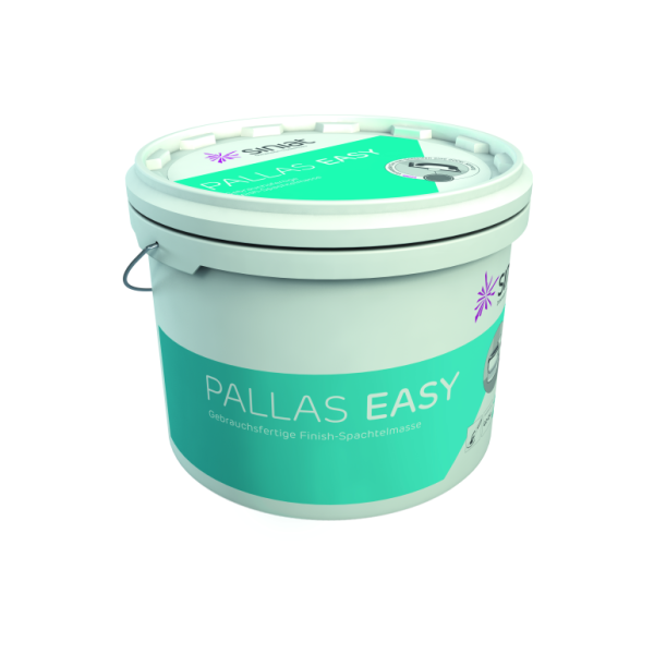 Etex Siniat Pallas easy 20kg gebrauchsfertiger Finishspachtel