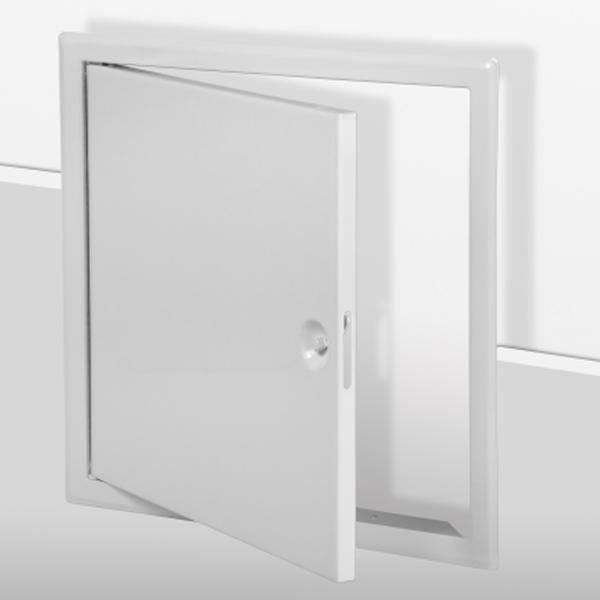 Knauf Revisionsklappe Stahl Revisionsklappen 300x300mm Decken- und Wandeinbau