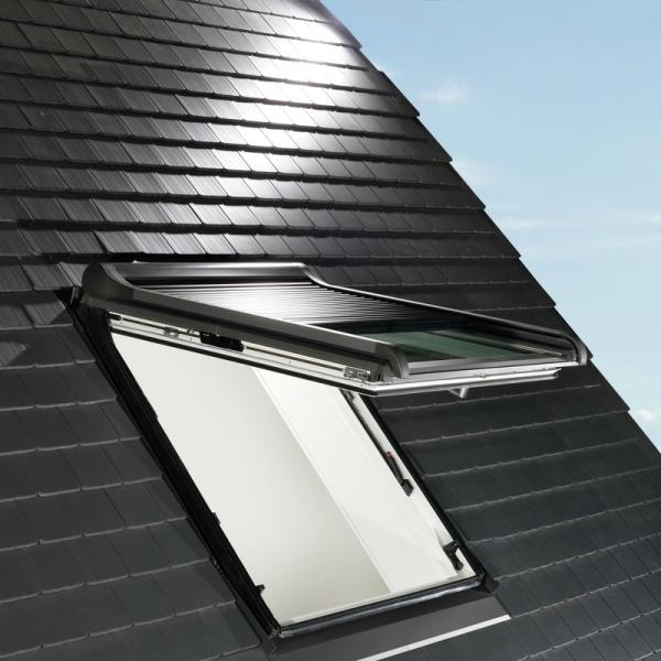 Roto Außenrollladen Solar Designo R6 R8 09/09
