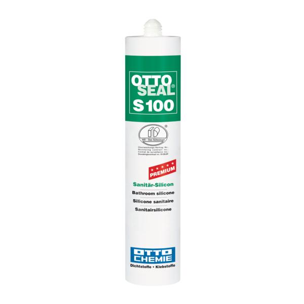 OTTOSEAL S 100 300ml C05 braun Sanitär-Silikon