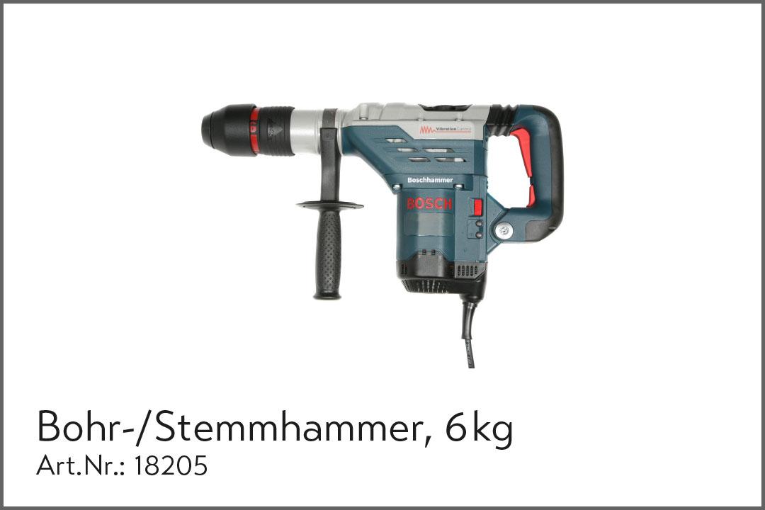 Bohr-Stemmhammer