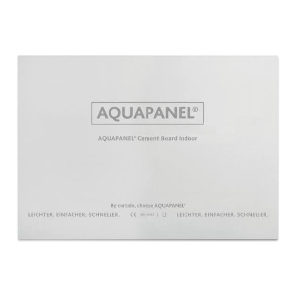 Knauf Aquapanel Cement Board Indoor 2000x1250x12,5mm