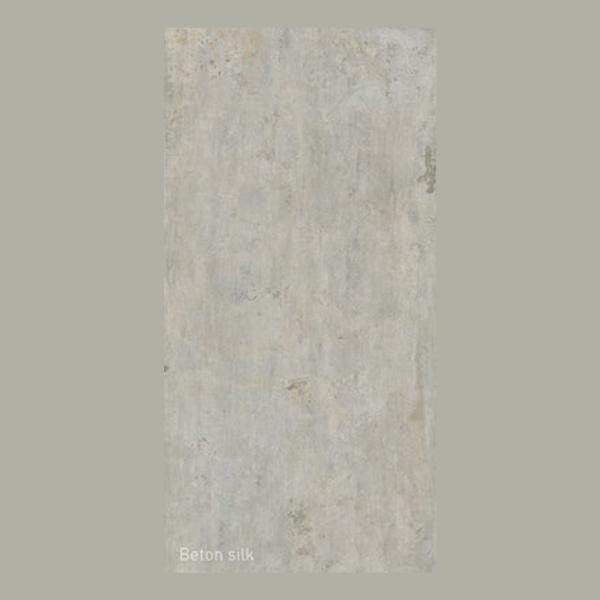 HEAzs Infrarotheizkörper Beton 60x100x2,9 cm Senkrecht mit 3 Klapphaken inkl. Stecker mit 400 W
