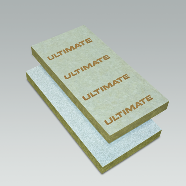 Isover Deckendämmplatte ULTIMATE Topdec DP 1-032 struktur 1250x625x100mm
