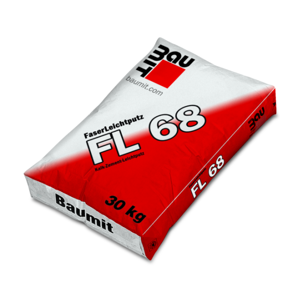 FaserLeichtputz FL 68 30 kg